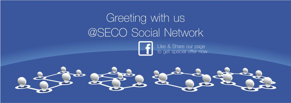 SECO on Social Network.